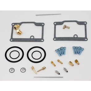26-1899 Arctic Cat Aftermarket Carburetor Rebuild Kit for Some 1990-1992 440 Cheetah, Cougar, Pantera, and Prowler Model Snowmobiles