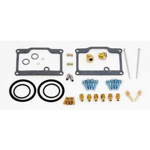 26-1900 Arctic Cat Aftermarket Carburetor Rebuild Kit for 1993 Cheetah and Some 2000, 2002-2006 Z 440 Model Snowmobiles