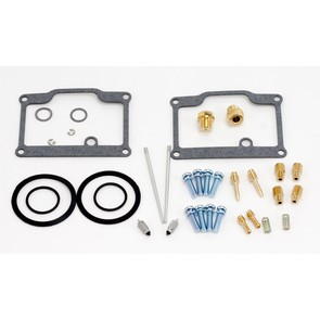 26-1904 Arctic Cat Aftermarket Carburetor Rebuild Kit for Some 1987-1989 440 El Tigre & Pantera Model Snowmobiles