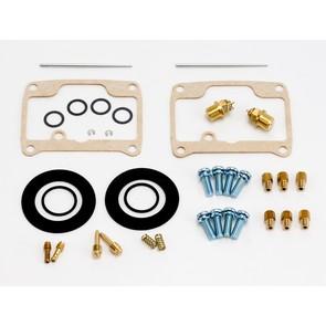 26-1961 Polaris Aftermarket Carburetor Rebuild Kit for Some 1996-1997 440 XC & XCR Model Snowmobiles