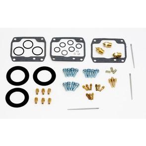 26-1968 Polaris Aftermarket Carburetor Rebuild Kit for Various 1989-1994 600 & 650 Model Snowmobiles