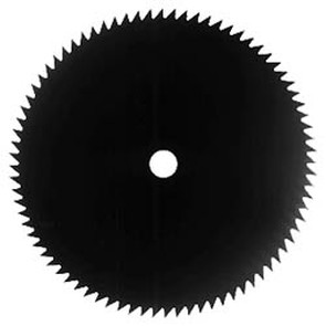 "27-4278 - 10"" Brush Blade 80 Teeth, 1"" Bore"