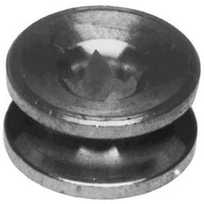 27-7324 - Heavy Duty Brass Square Eyelets
