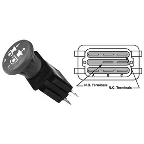 31-12624 - PTO Switch replaces Exmark 116-0124