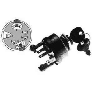 31-2942 - Roper/Sears 365401R Ignition Switch