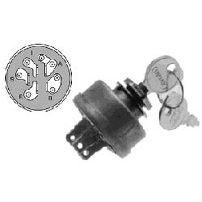 31-8601 - Gravely 19223 Key Switch
