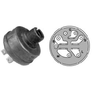 31-9330 - Ignition Switch Replaces Murray 91846