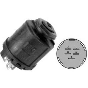 31-9654-H3 - Simplicity 1718306 Ignition Switch