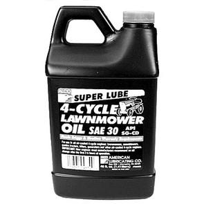 32-10676 - 4-cycle Lawnmower Oil. 48 oz bottle