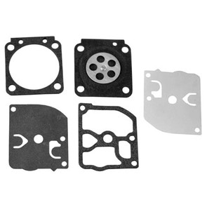 38-12774 - Gasket & Diaphragm kit replaces Zama GND-31 used on Echo blowers