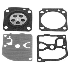 38-12998 - Gasket & Diaphragm kit replaces Zama GND-28 used on Stihl units