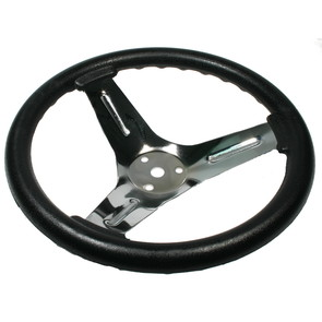 "4-5890 - 10"" Go-Kart Steering Wheel"