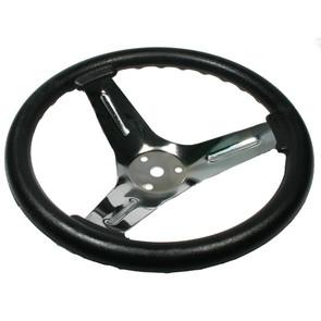"""4-5890 - 10"""" Go-Kart Steering Wheel"""