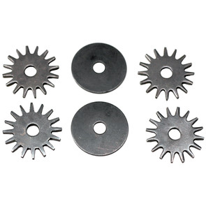 32-4238 - Replacement Wheel For Dresser #4237