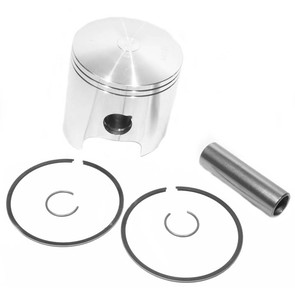 "431M07050 - Wiseco Piston for Honda 250cc 2 Stroke air coled .020"" oversize"