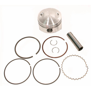 "4382M06650 - Wiseco Piston for Suzuki 230cc .020"" oversize"