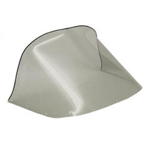 "450-137 - Arctic Cat Low 14"" Windshield Smoke"