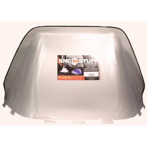 "450-224 - Polaris High 16"" Windshield Clear"