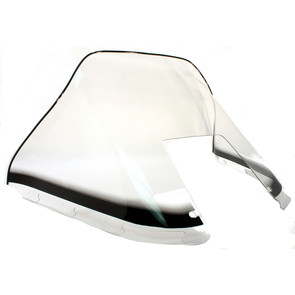 "450-232-10 - Polaris Standard 15-1/2"" Windshield Graphic Clear. Old Generation Style Hood."