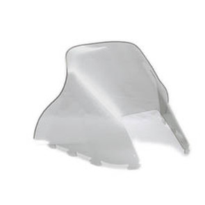 "450-235 - Polaris High 19-1/2"" Windshield Smoke. Old Generation Style Hood."