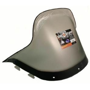 "450-241-03 - Polaris Standard 17-3/4"" Windshield Graphic Smoke. New Generation Style Hood."