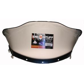 450-252-03 - Polaris Medium Smoke W/Black Graphics