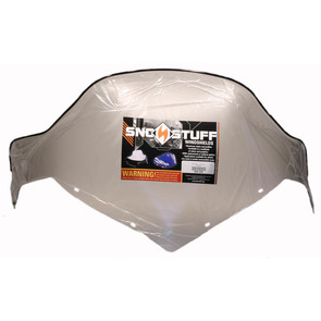 450-256 - Polaris Med Smoke Windshield for Fusion