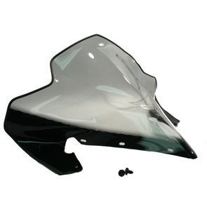 """450-263 - Polaris 18"""" Smoke Windshield for 2010 and newer Rush Chassis"""