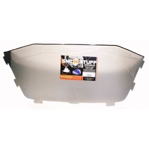 "450-430-H2 - Ski-Doo/Moto-Ski 8"" Windshield Smoke"