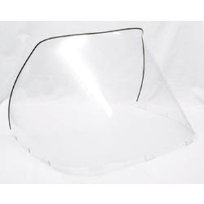 "450-454-H2 - Ski-Doo/Moto-Ski 16"" Windshield Clear"
