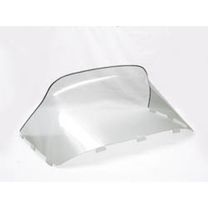 "450-455 - Ski-Doo Low 15"" Windshield Smoke"