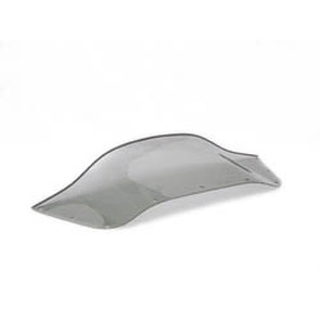 450-468 - Ski-Doo Low (Insert Only) Smoke Windshield. Ski-Doo F-2000/S-2000 Series Hood w/Support Pod.