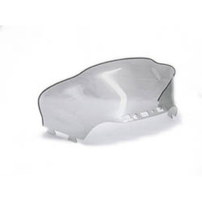 450-477 - Ski-Doo Med-Low Smoke Windshield for ZX Chassis