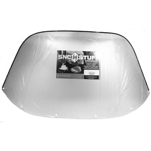 450-606 - Yamaha Windshield Clear