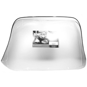 "450-611 - Yamaha High 15"" Windshield Clear"