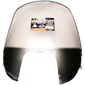 """450-631-10 - Yamaha 18"""" Windshield Graphics Clear; 92-95 Enticer"""