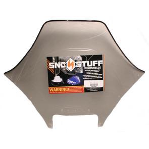 450-640 - Yamaha High Windshield Smoke; 91-93 Exciter II