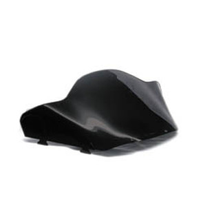 """450-643-50 - Yamaha Low 11"""" Solid Black Windshield. SX Chassis."""