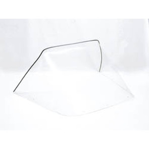 450-806 - Scorpion Windshield Clear; 75-76 Whip