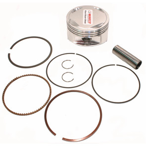 4606M08700 - Wiseco Piston for Honda TRX400EX, 10:1 compression. .080 oversize
