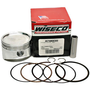 4676M08300 - Wiseco Piston for Yamaha 400cc Std size.