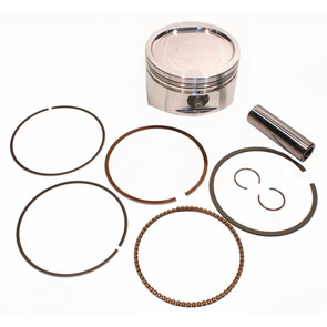 4676M08400 - Wiseco Piston for Yamaha 400cc .040 oversize.