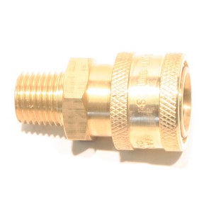 "48-9419 - 1/4"" MPT Socket Brass"
