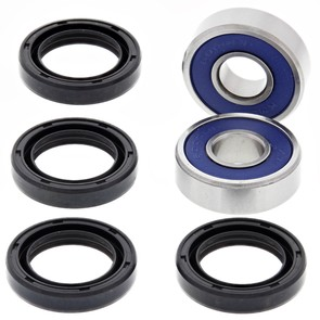 50-1073 Arctic Cat Aftermarket Front Upper & Lower A-Arm Bearing & Seal Kit for Some 2006-2012 250 & 300 Model ATV's