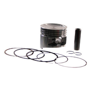 "50-221-04 - ATV .010"" (.25 mm) Piston Kit For 81-86 Honda ATC 200E/ES/M/S"