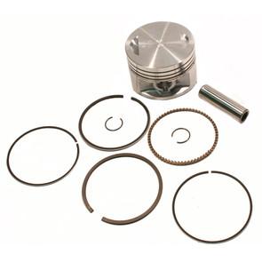 """50-222-06 - ATV .030"""" (.75 mm) Piston Kit For 83-87 Honda ATC200X; 86-88 TRX200SX"""