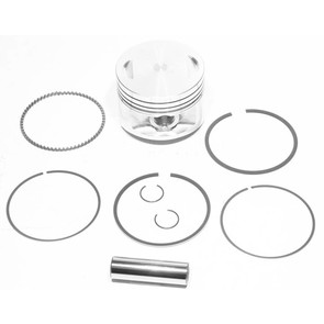 50-222 - ATV Std Piston Kit For '83-87 Honda ATC 200 X; '86-88 Honda TRX 200 SX