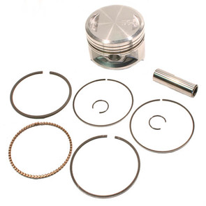 "50-250-05 - ATV .020"" (.5 mm) Piston Kit For '88-01 Kawasaki KLF 220"