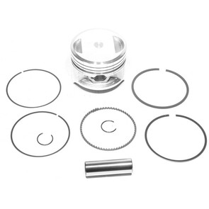 "50-250-04 - ATV .010"" (.25 mm) Piston Kit For '88-01 Kawasaki KLF 220"