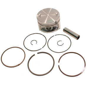 "50-255-07 - ATV .040"" (1.0 mm) Piston Kit for many 85-01 Kawasaki 300cc models."